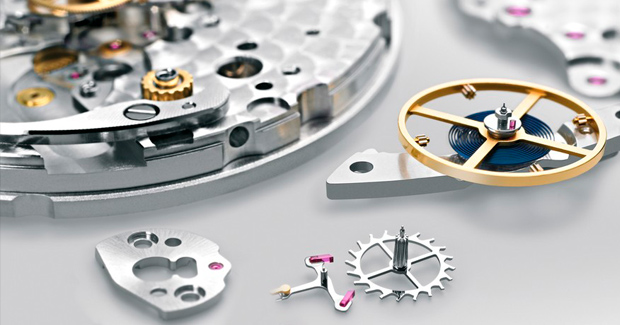Как устроены часы?